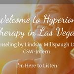 Lindsay  www.HyperionTherapy.com profile image.