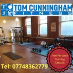 Tom Cunningham Fitness profile image.