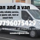 Man and a van