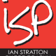 Ian Stratton logo