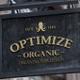 Optimize Organic logo