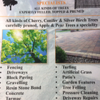 Premier tree & landscaping