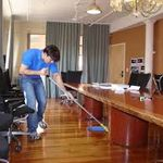 A & C Residential and Commercial Cleaning profile image.