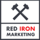 Red Iron Marketing logo