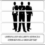 Unrivalled Security Services  profile image.