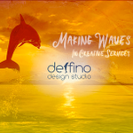 Delfino Design Studio profile image.