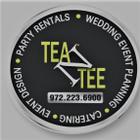 Tea N Tee Party Rentals logo