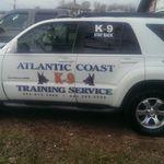 Atlantic Coast K-9 Training Service profile image.