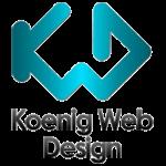 Koenig Web Design profile image.