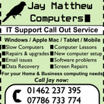 Jay Matthew Computers profile image.