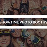 ShowTime Photo Booths profile image.