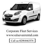 Value Van Rental Belfast profile image.