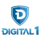 Digital 1 logo