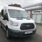 Low Cost Minibus Hire UK/ Ace Car and Van Hire profile image.