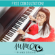 MMQ Piano Studio logo