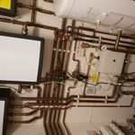 H.M plumbing and heating profile image.