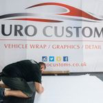 Euro Customs profile image.