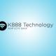 K888 Technology logo