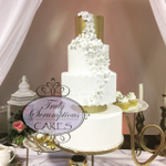 Truly Scrumptious Cakes profile image.