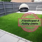 31 Landscapes & Putting Greens profile image.