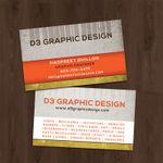 D3 Graphic Design profile image.