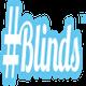 Hashtag Blinds logo