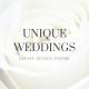 Unique Weddings logo