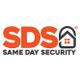 SDS Same day Security Hornchurch logo