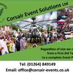 Corsair Event Solutions profile image.