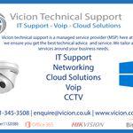 Vicion technical support profile image.