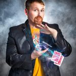 Danny Whitson magic and comedy profile image.