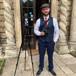 Fraser Hinch Video Productions profile image.