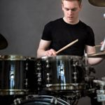 Tom Richards Drums profile image.
