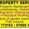 J B property services profile image
