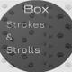 Box Strokes and Strolls logo