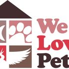 We Love Pets Barnet logo