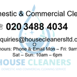 House Cleaners UK LTD profile image.