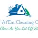 Up 'N' At'Em Cleaning Co Ltd logo