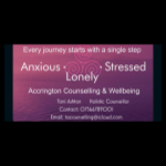 Accrington Counselling and Wellbeing profile image.