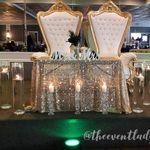 The Event Lady, LLC profile image.