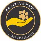 Positive Paws Dog Training logo