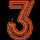 Brothers 3 Studios logo