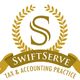 SWIFTSERVE TAX & ACCOUNTING P.C. logo