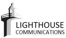 Lighthouse Communications profile image.