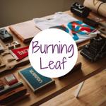 Burning Leaf Creatives profile image.