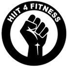 HIIT 4 Fitness logo