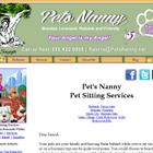 Pet's Nanny logo