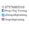 Heaps Dog Training profile image