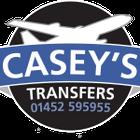 Casey's Transfers logo