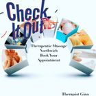 Therapeutic Massage Northwich  logo